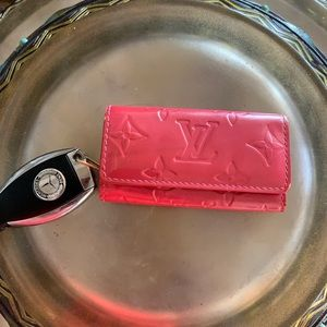 Louis Vuitton Vernis Key/Carholder